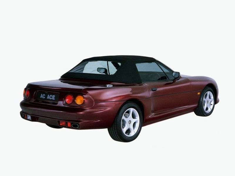 AC ACE 1st generation 3.5 MT convertible (1999 – n.)