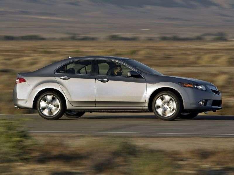 Acura TSX 2nd generation 4 door sedan 2.4 AT (2009 – n. In.)