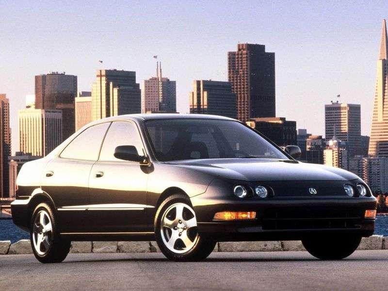 Acura Integra 1st generation sedan 1.8 AT (1991–2002)