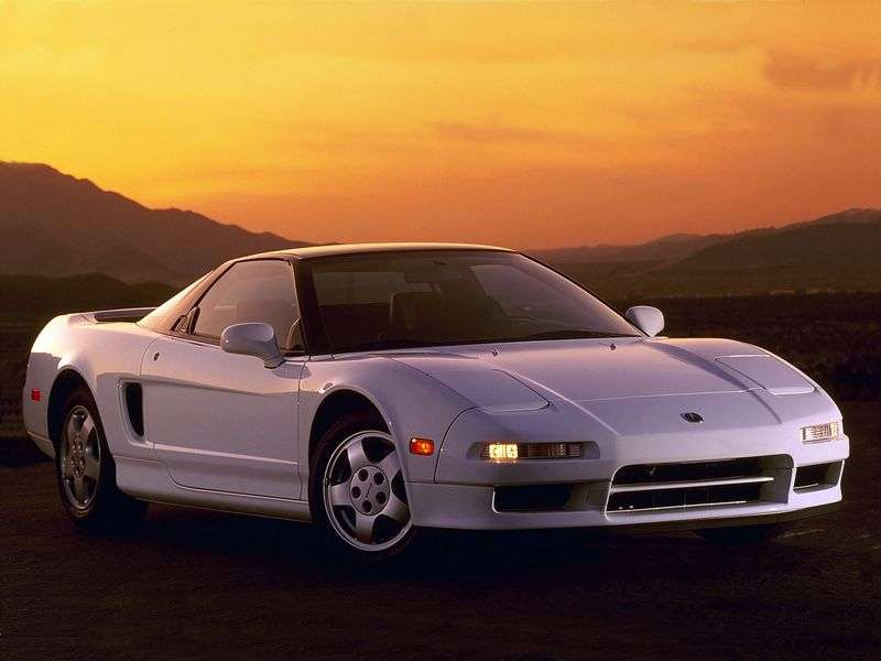 Acura NSX 1st generation 3.0 MT convertible (1990–2001)