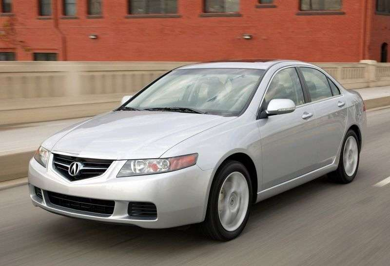 Acura TSX 1st generation 2.4 MT sedan (2003–2008)