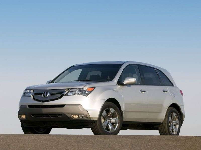 Acura MDX 2 generation crossover 3.5 AT 4WD (2006 – present)