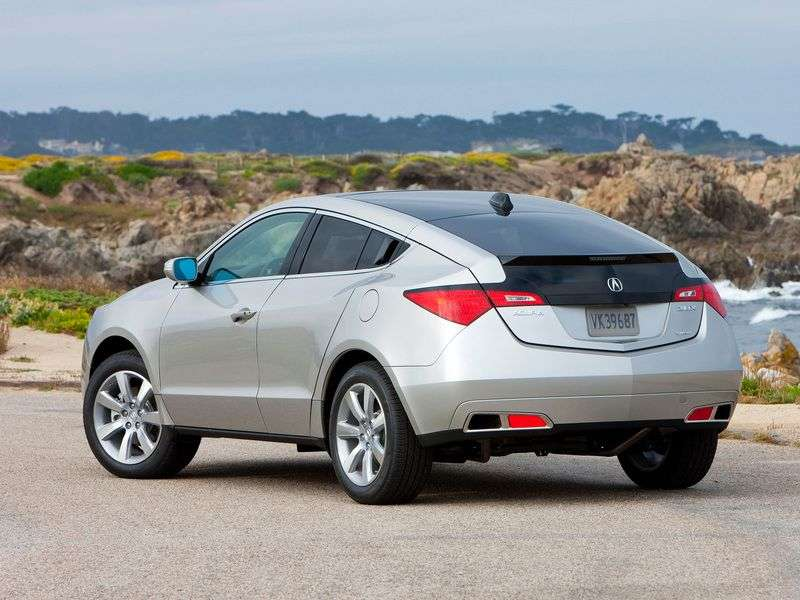 Acura ZDX 1st generation SUV 3.7 AT (2009–2010)