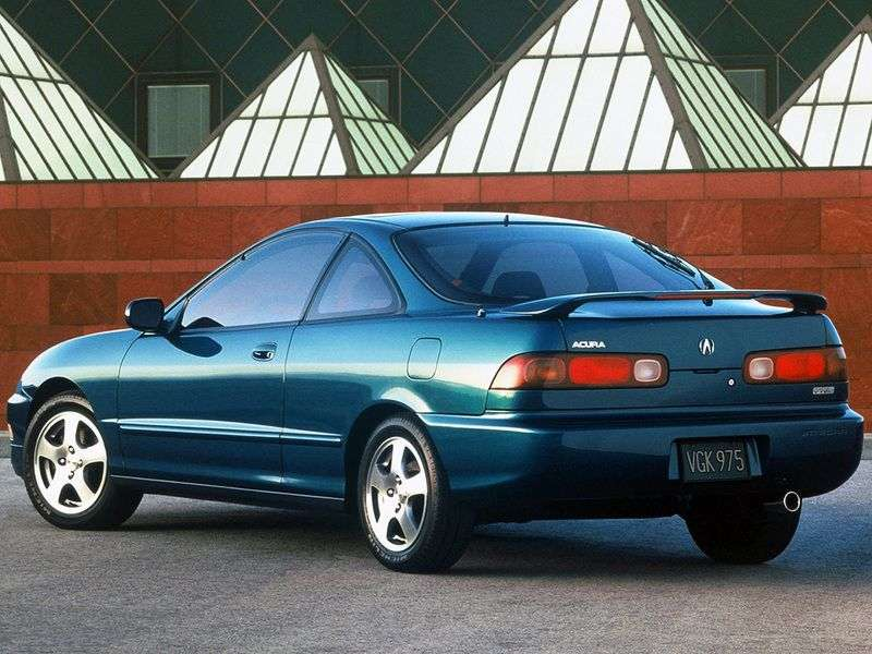 Acura Integra 1st generation coupe 1.8 MT (2001–2002)