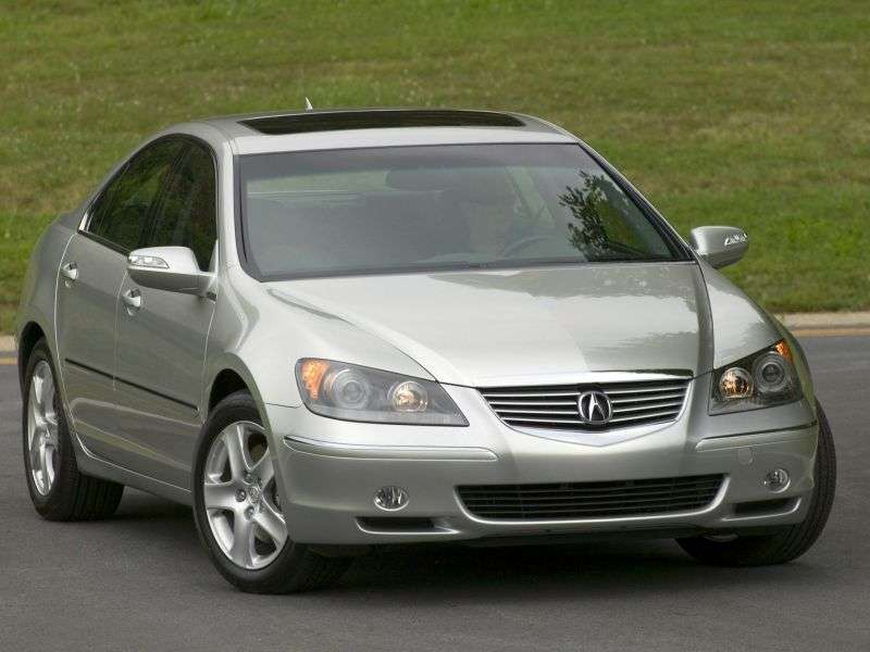 Acura RL KB1 sedan 3.5 AT (2006 2008)