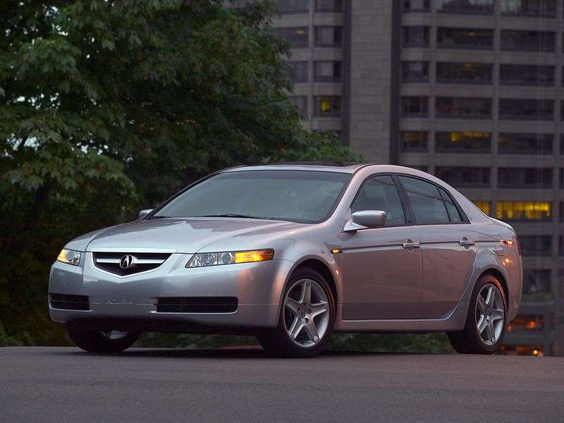 Acura TL 3 generation sedan 3.2 MT (2006–2008)
