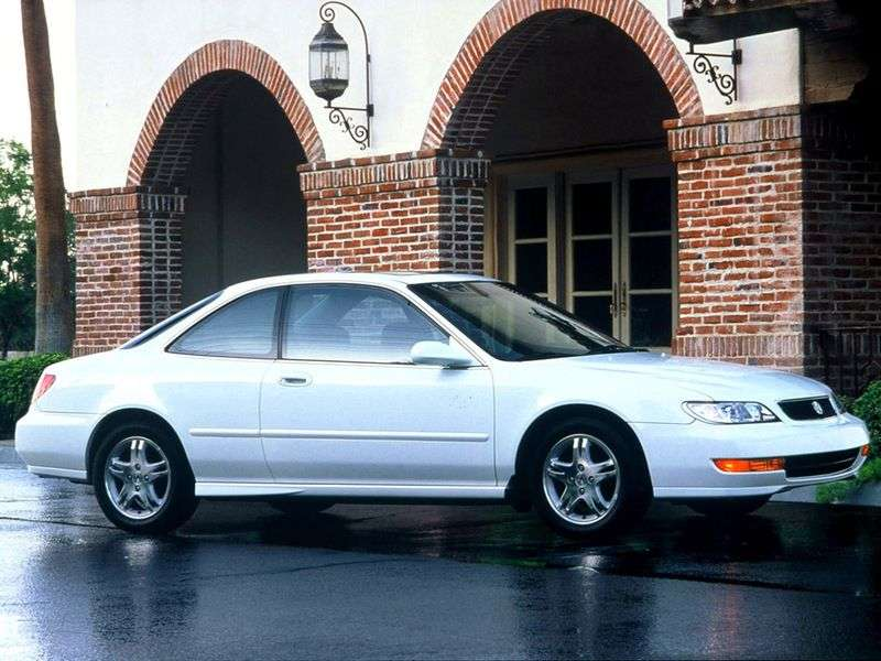 Acura CL 1 generation coupe 2.2 MT (1996–1997)