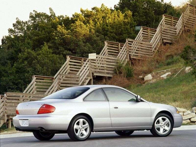 Acura CL 2nd generation Coupe 3.2 AT (2000–2003)