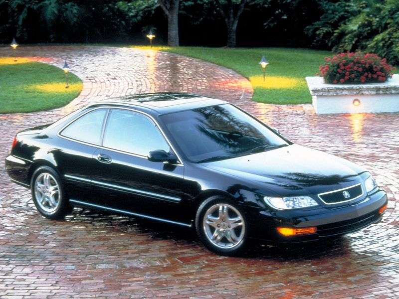 Acura CL 1st generation Coupe 3.0 AT (1996–2000)