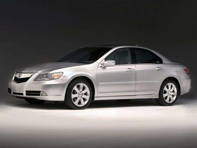 Acura RL KB2Sedan 3.7 AT (2008 2010)