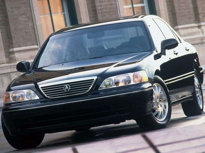 Acura RL KA9sedan 3.5 AT (2001–2004)