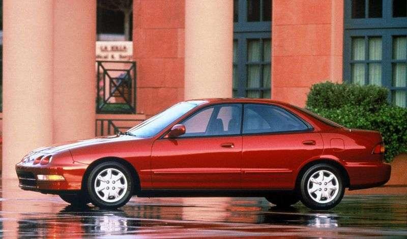 Acura Integra sedan pierwszej generacji 1.8 AT (1991 2002)