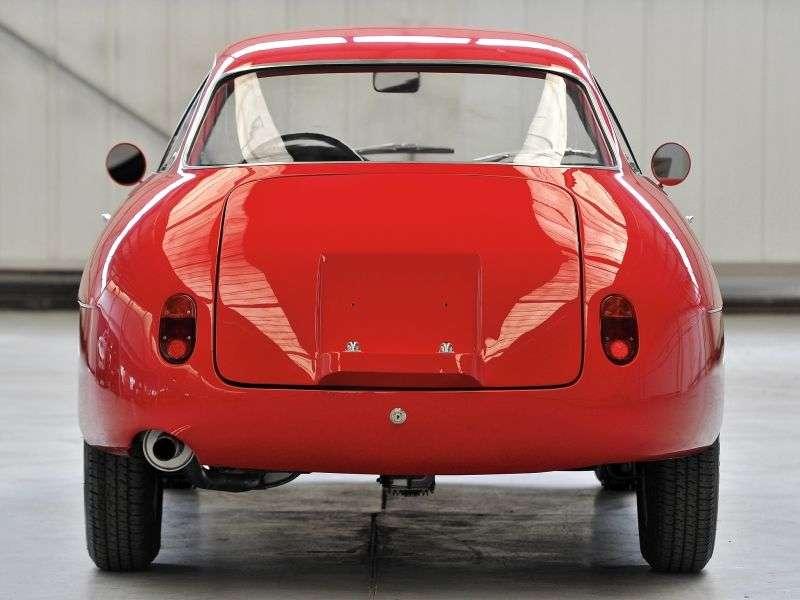 Alfa Romeo Giulietta 750/101 [zmiana stylizacji] SZ coupe 2 drzwiowe. 1,3 mln ton (1960 1961)