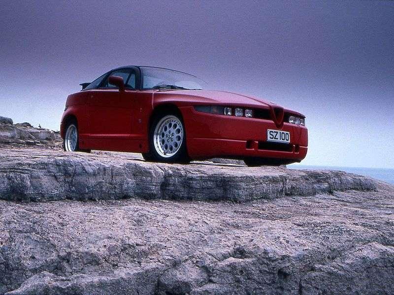 Alfa Romeo S. Z./R. Z. coupe 1.generacji 3.0 MT (1988 1994)