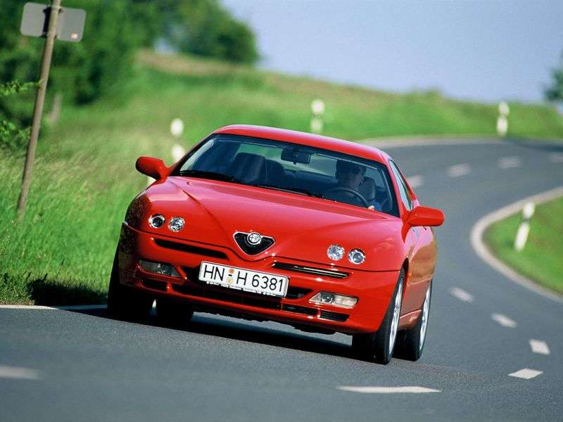 Alfa Romeo GTV 916 coupe 3.2 MT (2002–2006)