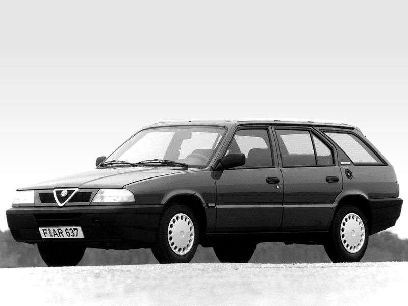 Alfa Romeo 33 907universal 1.7 MT (1990–1992)