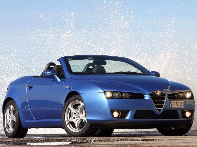 Alfa Romeo Spider 939 rodster 3.2 AT 4x4 (2006 – present)