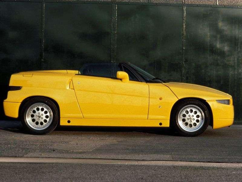 Alfa Romeo S. Z./R. Z. 1st generation 3.0 MT convertible (1988–1993)