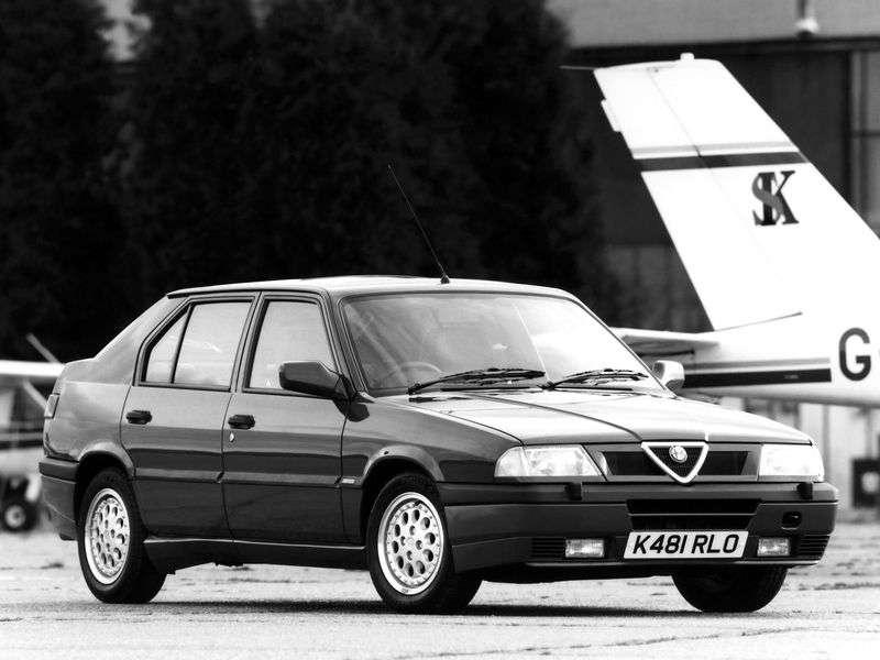 Alfa Romeo 33907 hatchback 1.8 TD MT (1990 1994)