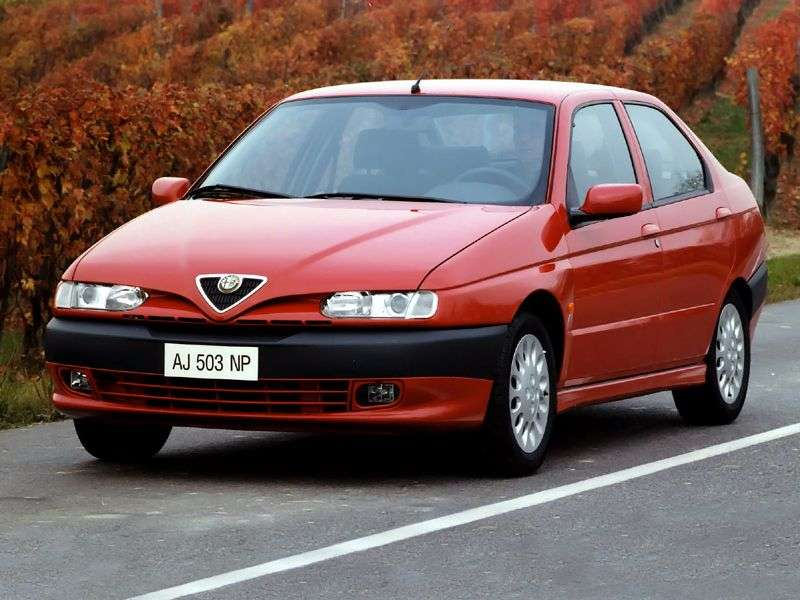 Alfa Romeo 146 930 sedan 1.7 MT (1997–2001)