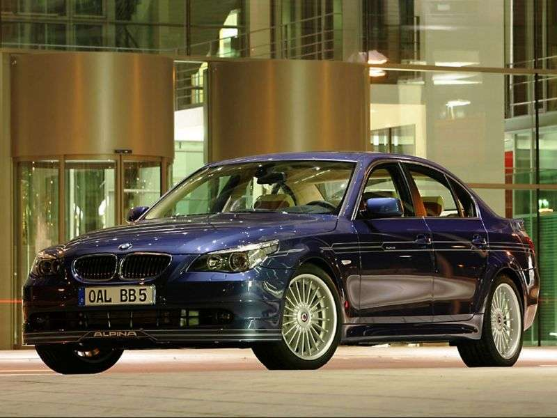 Alpina B5 E60 / 61S Sedan 4.4 AT Basic (2007–2010)