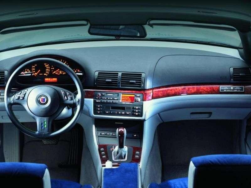 Alpina B3 E46 Cabrio 3,3 MT (2003 2006)