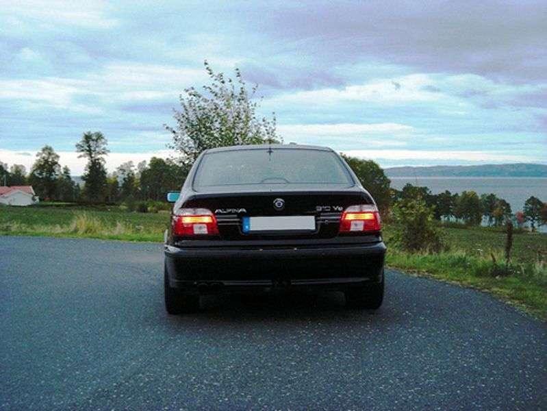 Alpina B10 E39sedan 4.8 AT (2002–2004)