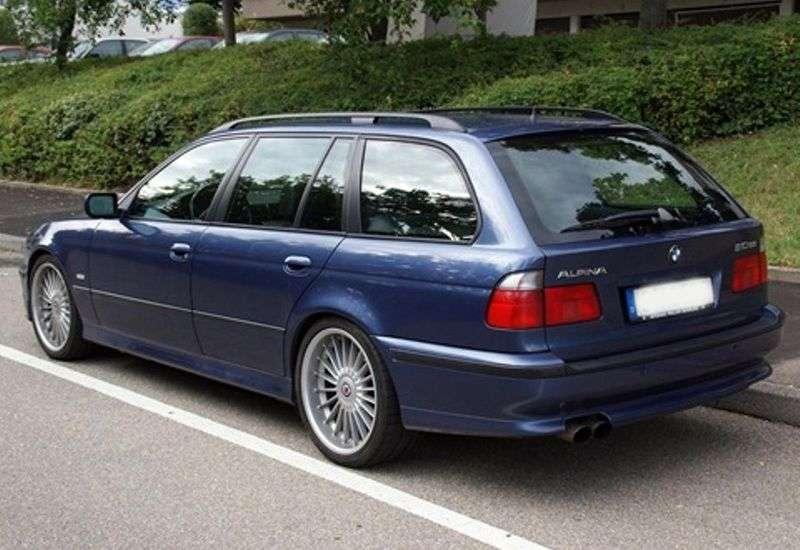 Alpina D10 E39 kombi 2.9 D MT (1999 2003)