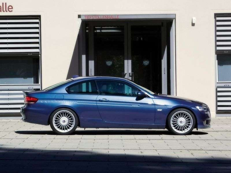 Alpina D3 E92 Coupe 2.0 AT RWD Basic (2008–2012)