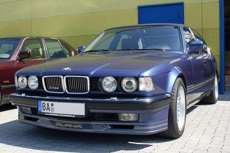 Alpina B12 E32 sedan 5.0 AT (1988 1994)
