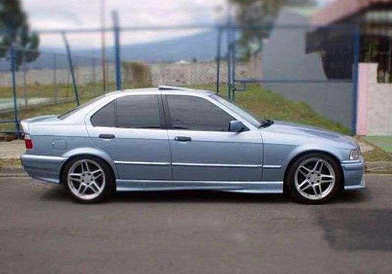 Alpina B8 E36 sedan 4.0 MT (1993–1995)