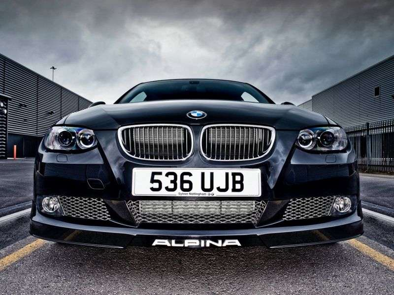 Alpina B3 E90 / 91/92/93 Coupe 2 drzwiowe 3.0i AT Basic (2008 2010)