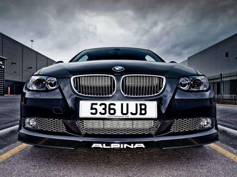 Alpina B3 E90 / 91/92/93 Coupe 2 bit. 3.0i Allroad AT Basic (2007–2009)