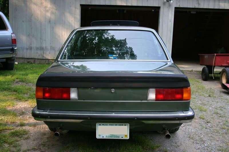 Alpina B6 E36 sedan 2.8 MT (1992 1993)