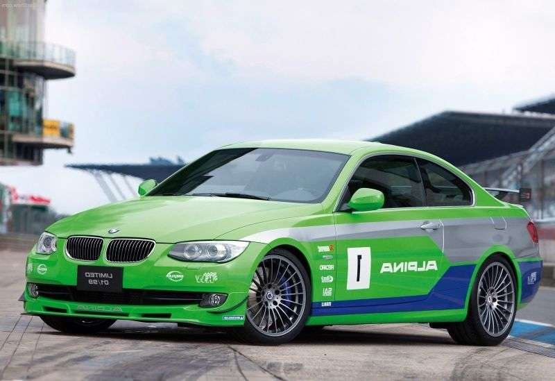 Alpina B3 E90 / 91/92 / 93GT3 coupe 2 drzwiowe 3.0 BITURBO W SWITCH TRONIC Basic (2012 2012)
