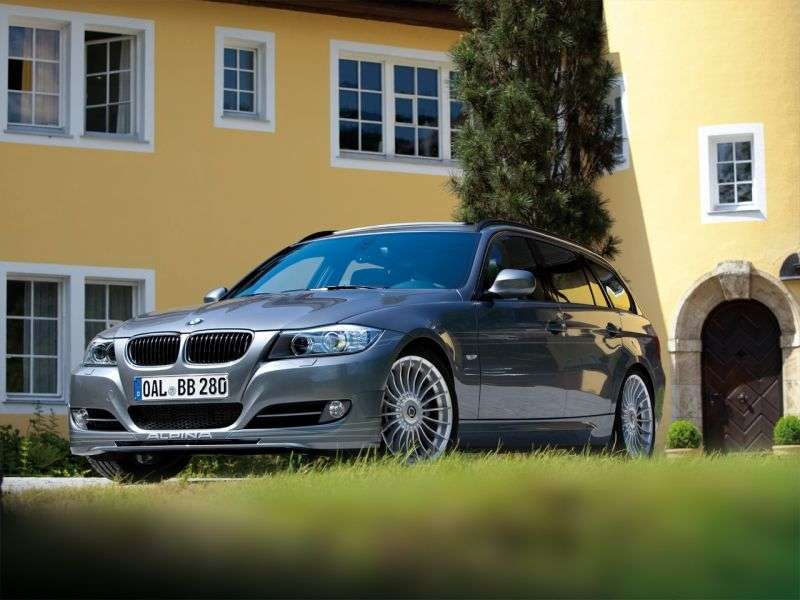 Alpina B3 E90 / 91/92/93 Touring Wagon 3.0 AT Basic (2006–2012)