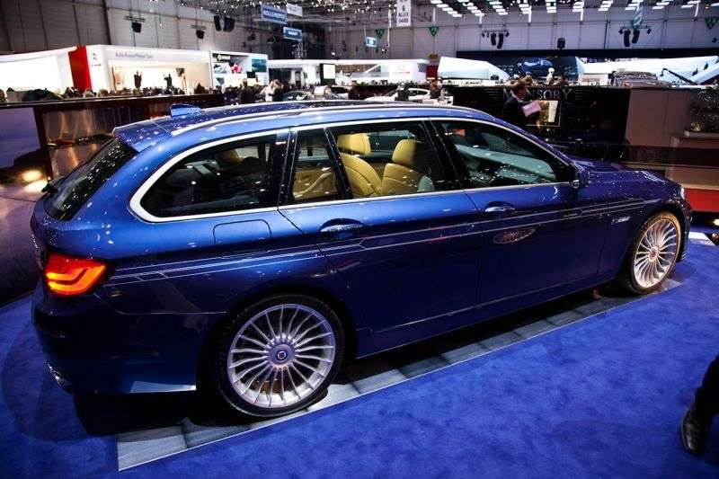 Alpina D5 F10 / F11Touring Wagon 3.0 BITURBO AT SWITCH TRONIC Basic (2011–2013)