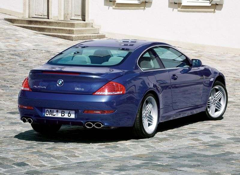 Alpina B6 E63 / 64S Coupe 4.4 AT Basic (2007–2010)