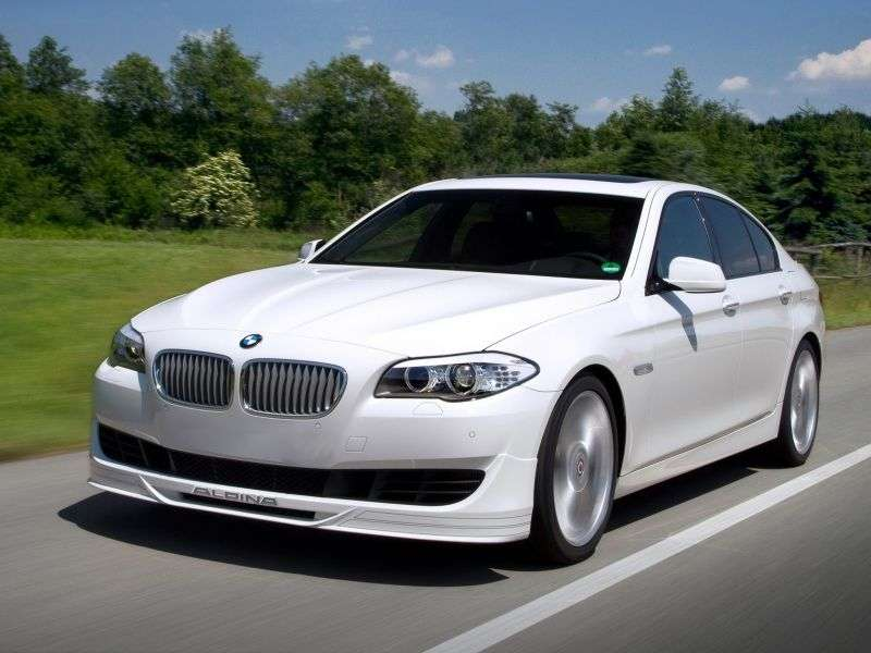 Alpina B5 F10 / 11 sedan 4.4 BITURBO SWITCH TRONIC AT Basic (2010 2013)