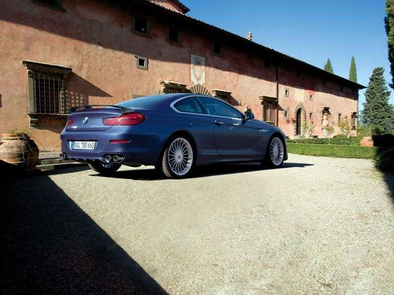 Alpina B6 F12 / 13 Coupé 4.4 BITURBO SWITCH TRONIC AT Basic (2011 – current century)