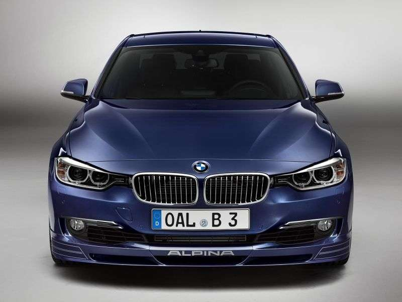 Alpina B3 F30 / F31sedan 3.0 AT Basic (2013 – current century)