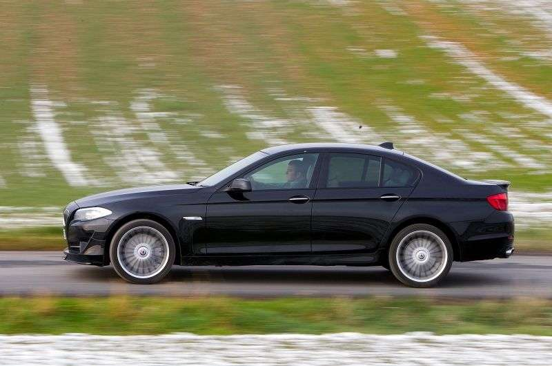 Alpina D5 F10 / F11 sedan 3.0 BITURBO W SWITCH TRONIC Basic (2011 2013)