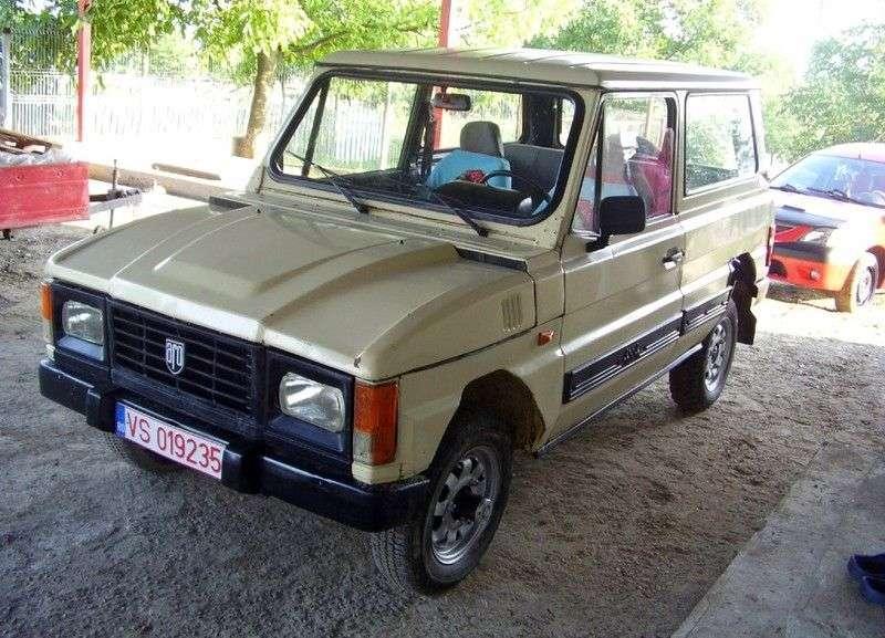 Aro 10 SUV 1.generacji 1.9 D 4WD MT (1988 1996)