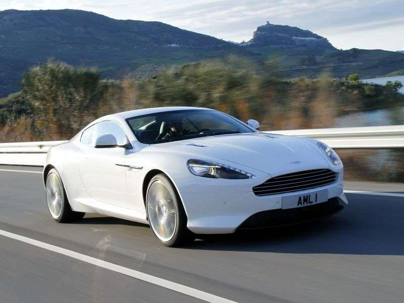 Aston Martin Virage 1st generation coupe 6.0 V12 AT Basic (2011 – n.)