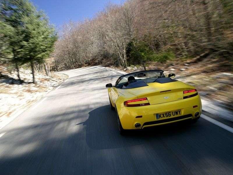 Aston Martin Vantage 3 generation V8 roadster 2 dv. 4.3 V8 MT (2006–2008)
