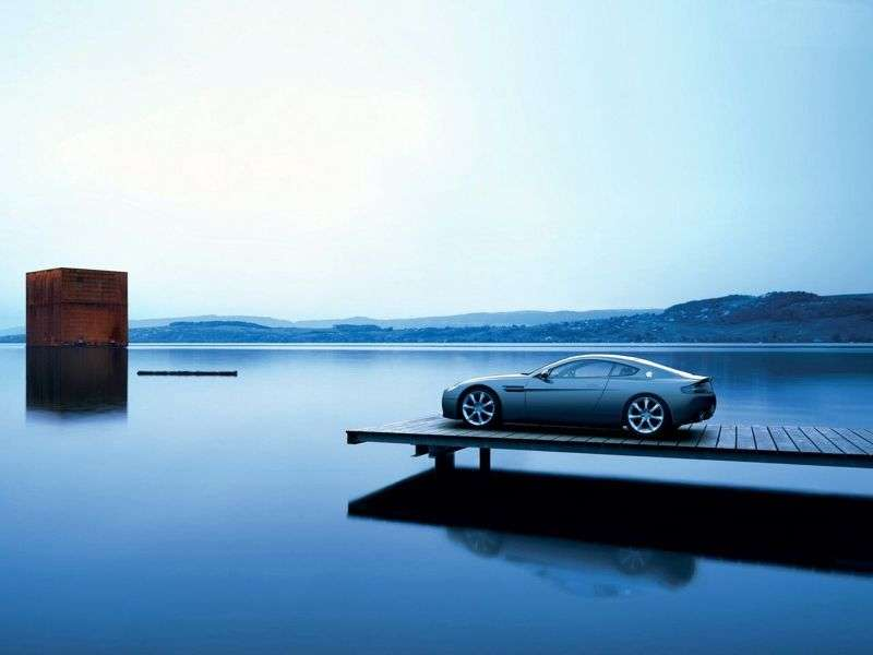 Aston Martin Vantage 3 generation V8 coupe 2 bit. 4.3 MT V8 (2005–2008)