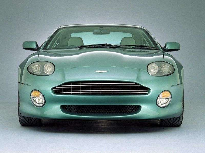 Aston Martin DB7 Vantage Coupe 5.9 MT (1999–2003)