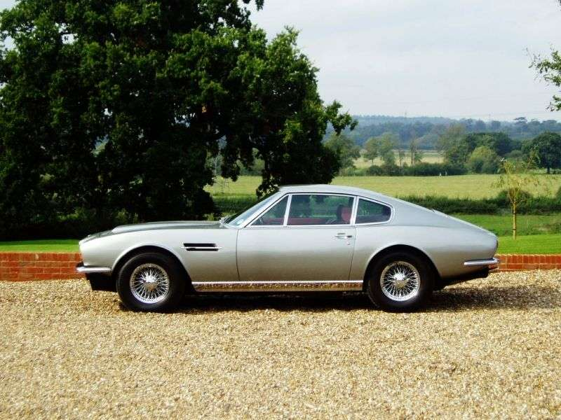 Aston Martin DBS 1st generation coupe 4.0 MT (1967–1972)