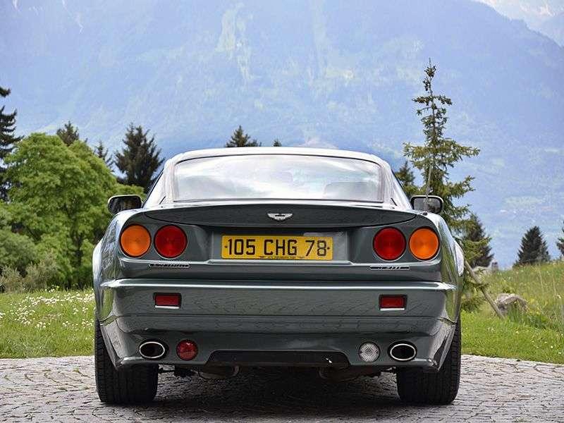 Aston Martin Vantage 2nd generation V8 Le Mans coupe 5.3 V8 MT (1999–2000)