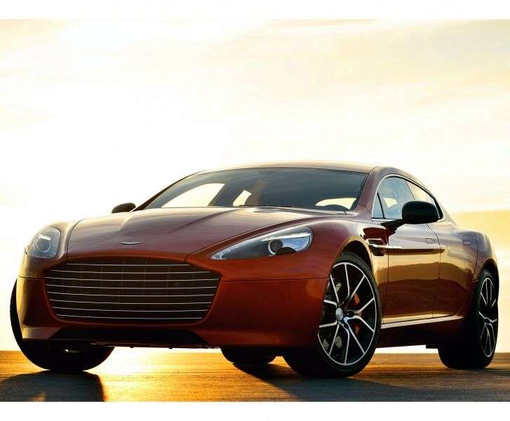 Aston Martin Rapide 1st generation [restyling] S Coupe 6.0 V12 AT (2013 – v.)